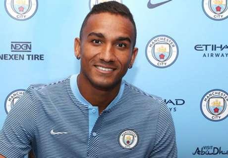 Danilo se marcha al Manchester City
