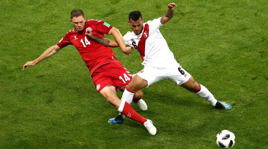 Sorensen: Denmark need to 'muscle up' against Australia