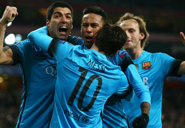 'Best in the world' Barcelona out to defend Champions League - Suarez