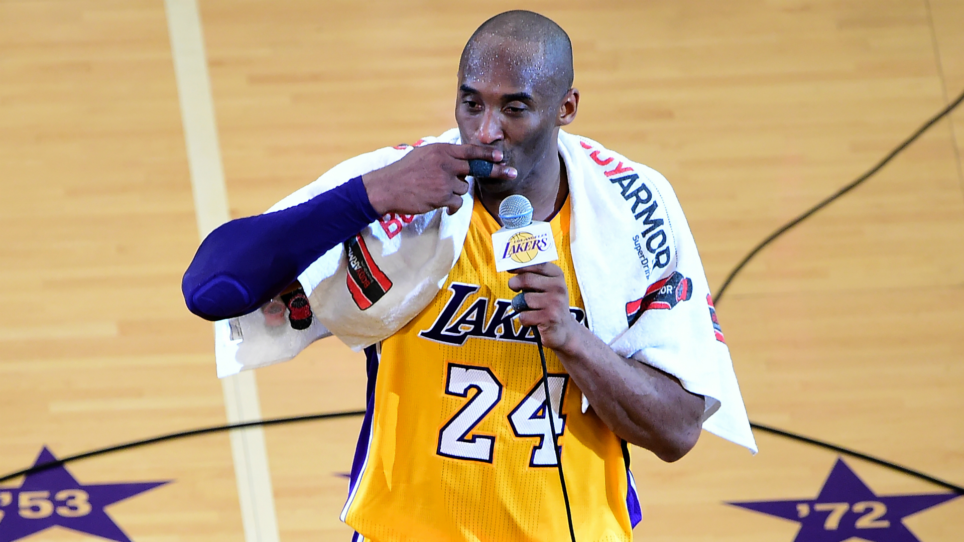 NBA | Kobe Bryant: Mamba out as Lakers great retires | SPORTAL