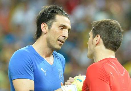 Casillas: I will retire with Buffon