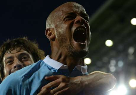 Kompany, Silva to make City returns