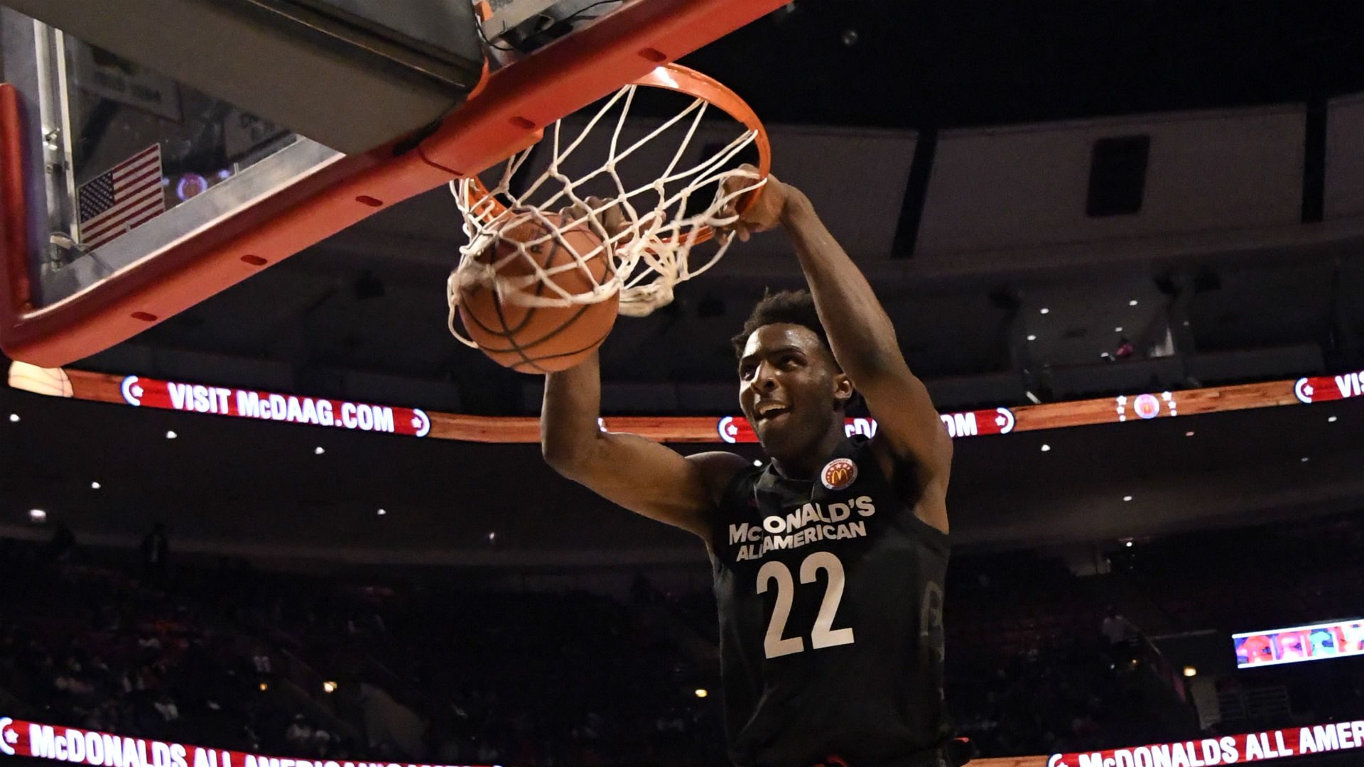 One month later, 5-star Mitchell Robinson back at Western Kentucky