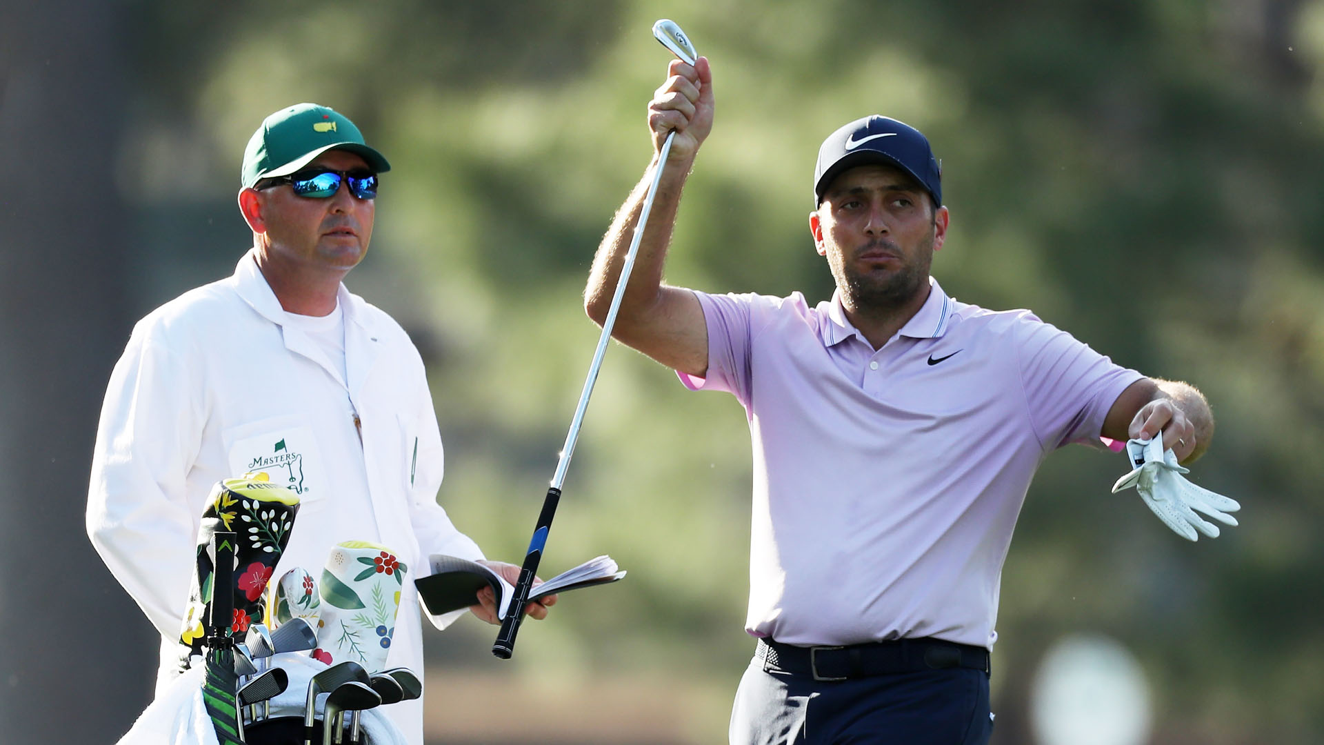 Masters 2019: Francesco Molinari once again finds himself in duel with Tiger Woods