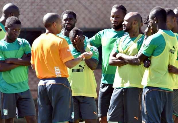 Lamouchi desperate to make Cote d'Ivoire history