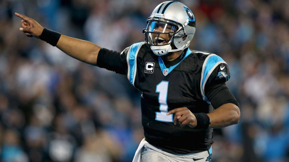 Panthers  Cam Newton voted NFL s top player by peers  8a8edfad4
