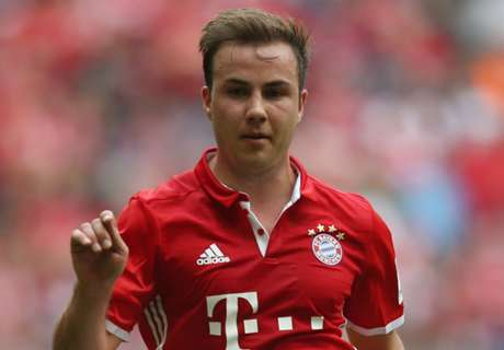 Gotze confirms Ancelotti talks