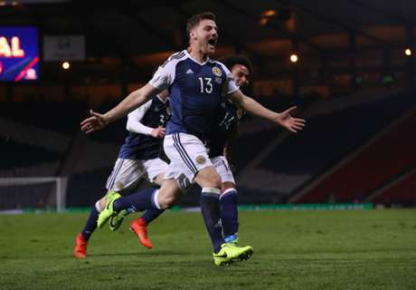 Report: Scotland 1 Slovenia 0