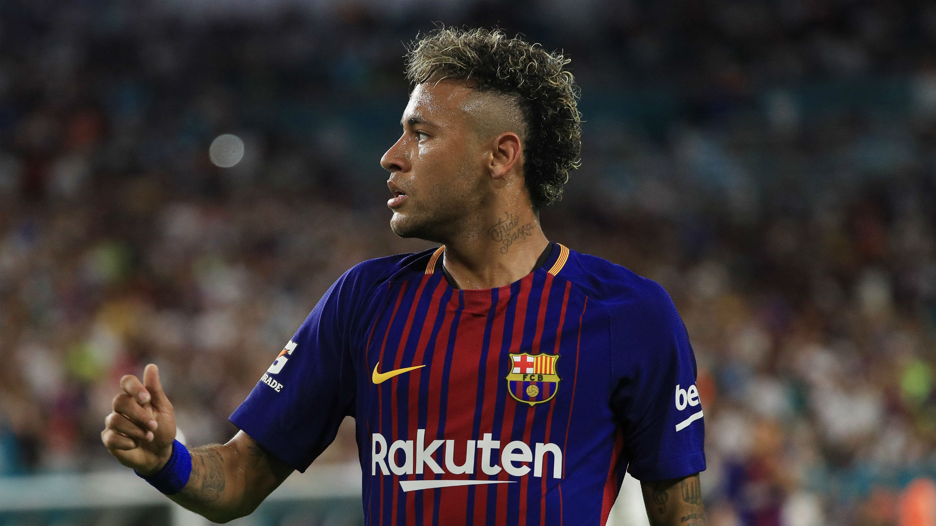 Barcelona: Neymar wants to leave