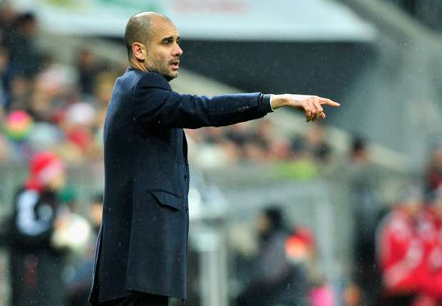 Guardiola: Frankfurt game Bayern's best performance