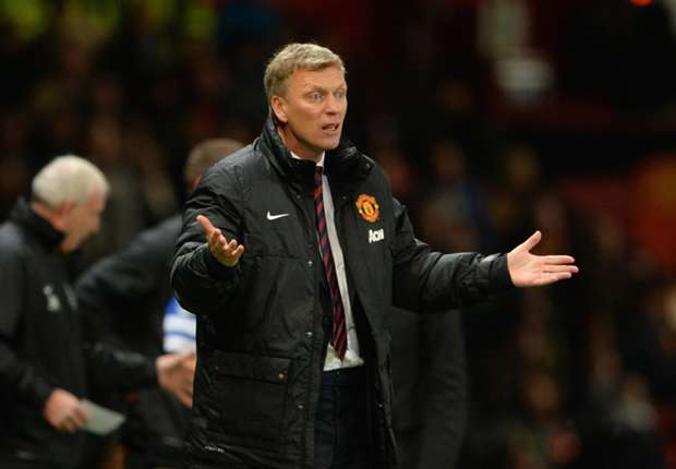 Moyes: Man United has no excuses for Everton defeat