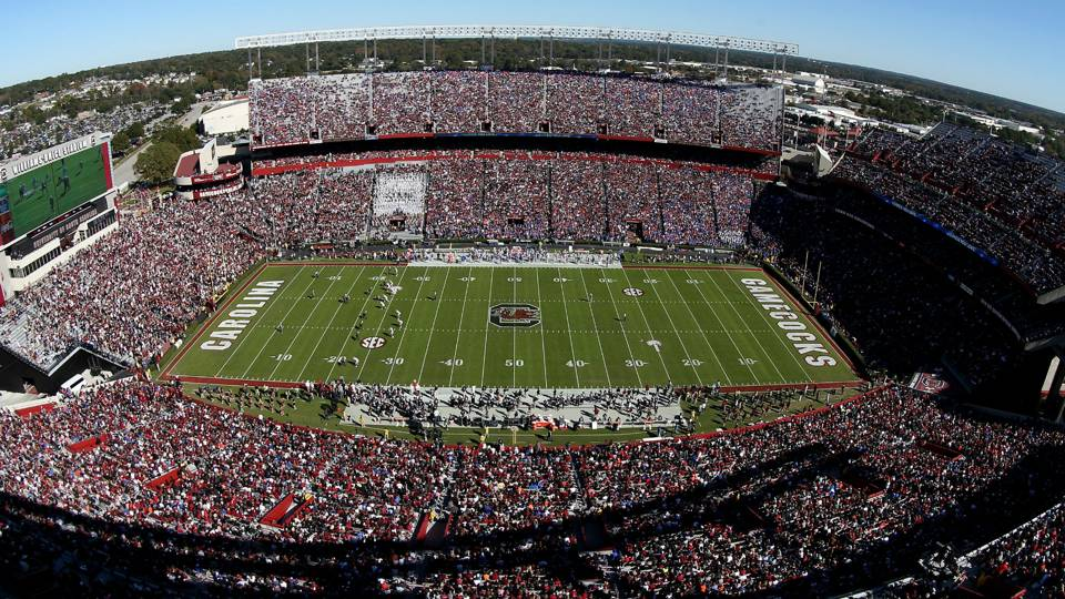 S.C. governor 'can't imagine' Gamecocks hosting game as ...