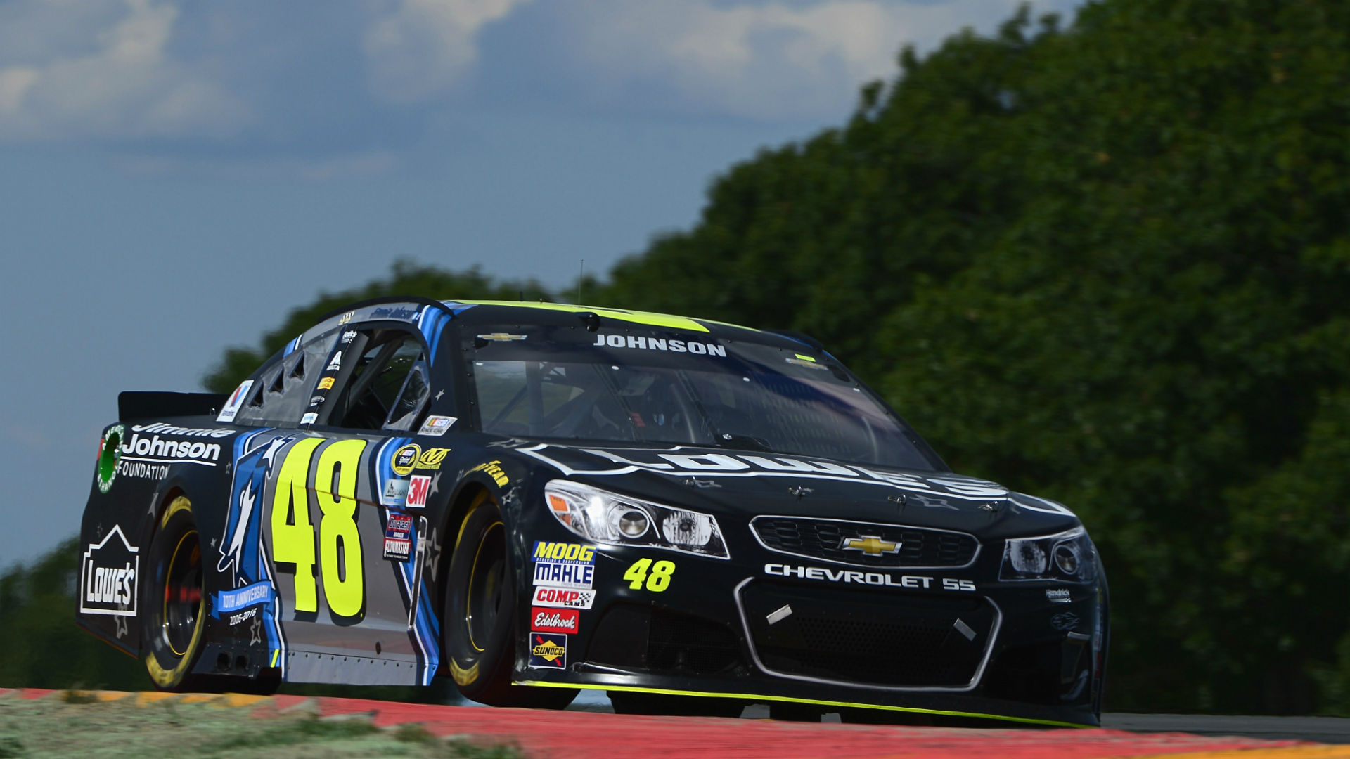 NASCAR at Indianapolis: TV schedule, standings, qualifying drivers for the Brickyard 400
