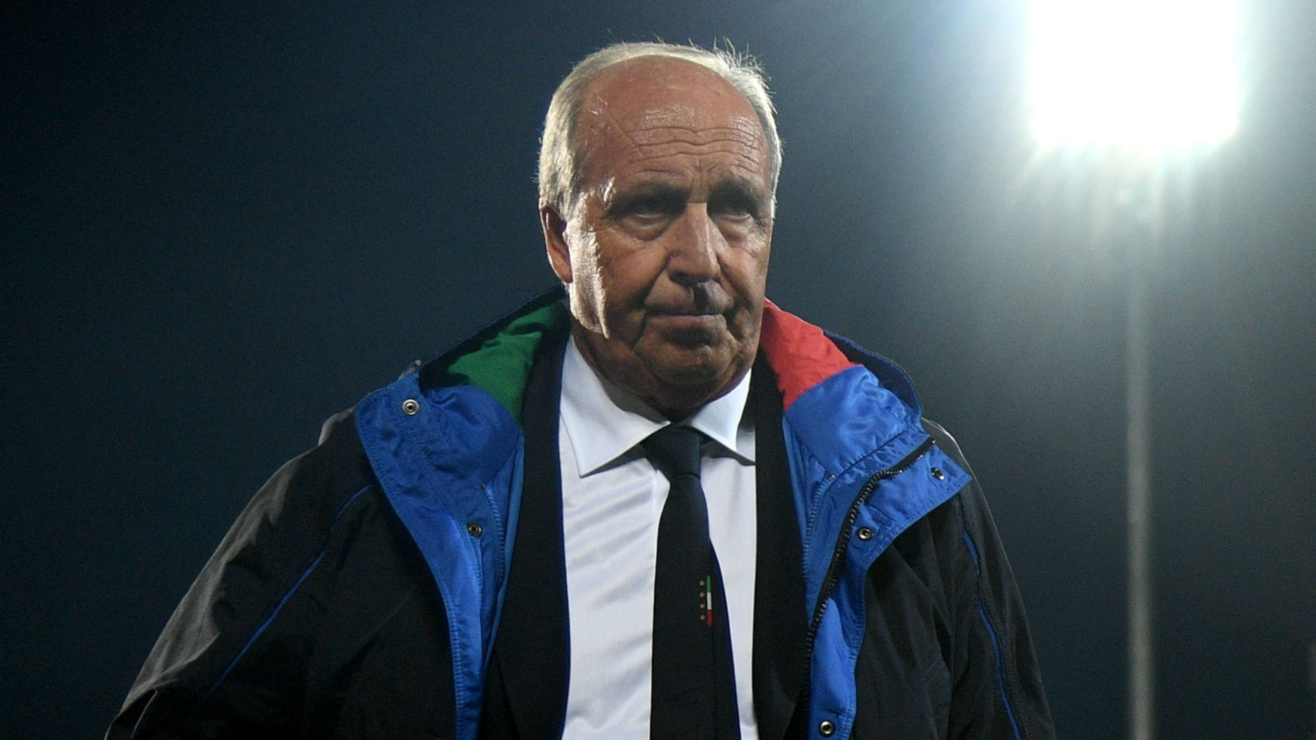 Ventura confirms intention to resign after Italy's World Cup failure