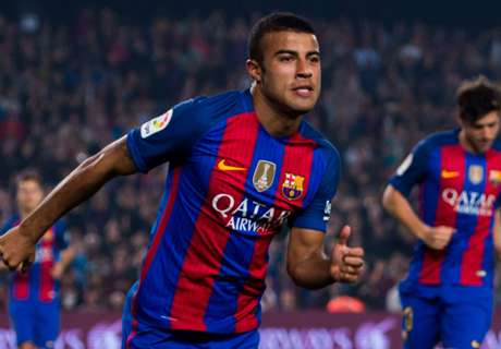 Inter and Barca close to agreement over Rafinha