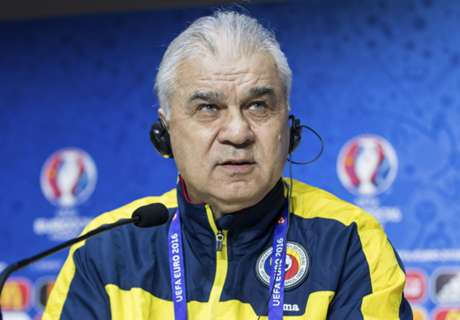 Iordanescu to leave Romania