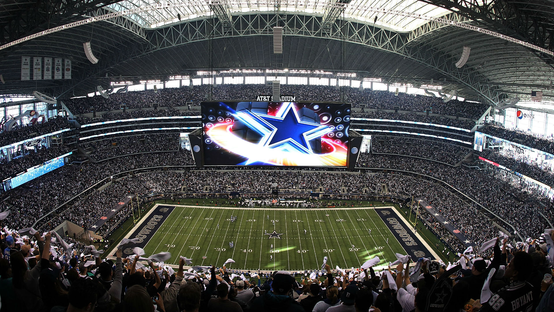 Cowboys to host sleepover for underprivileged kids at att stadium cowboys to host sleepover for underprivileged kids at att stadium nfl sporting news voltagebd Image collections