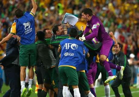 Galería: Corea del Sur 1-2 Australia