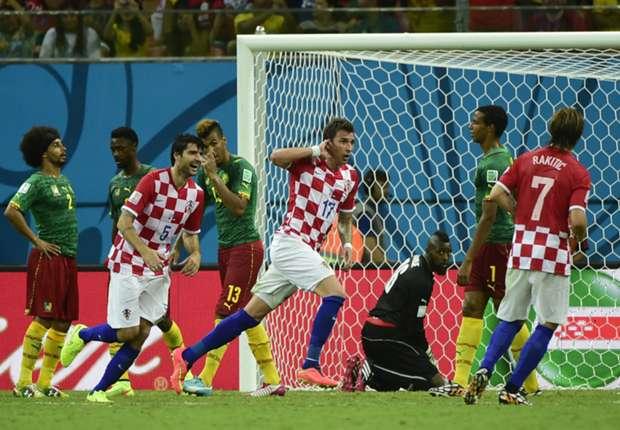 Mandzukic praises Kovac tactics