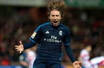 Zinedine Zidane: Modric has to shoot more