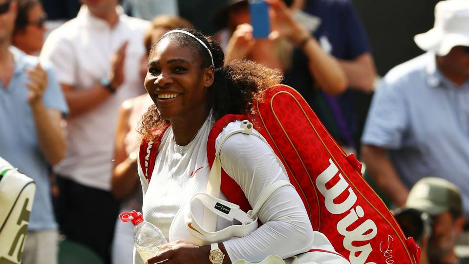 Serena Williams says she is the victim of 'discrimination' over drug tests