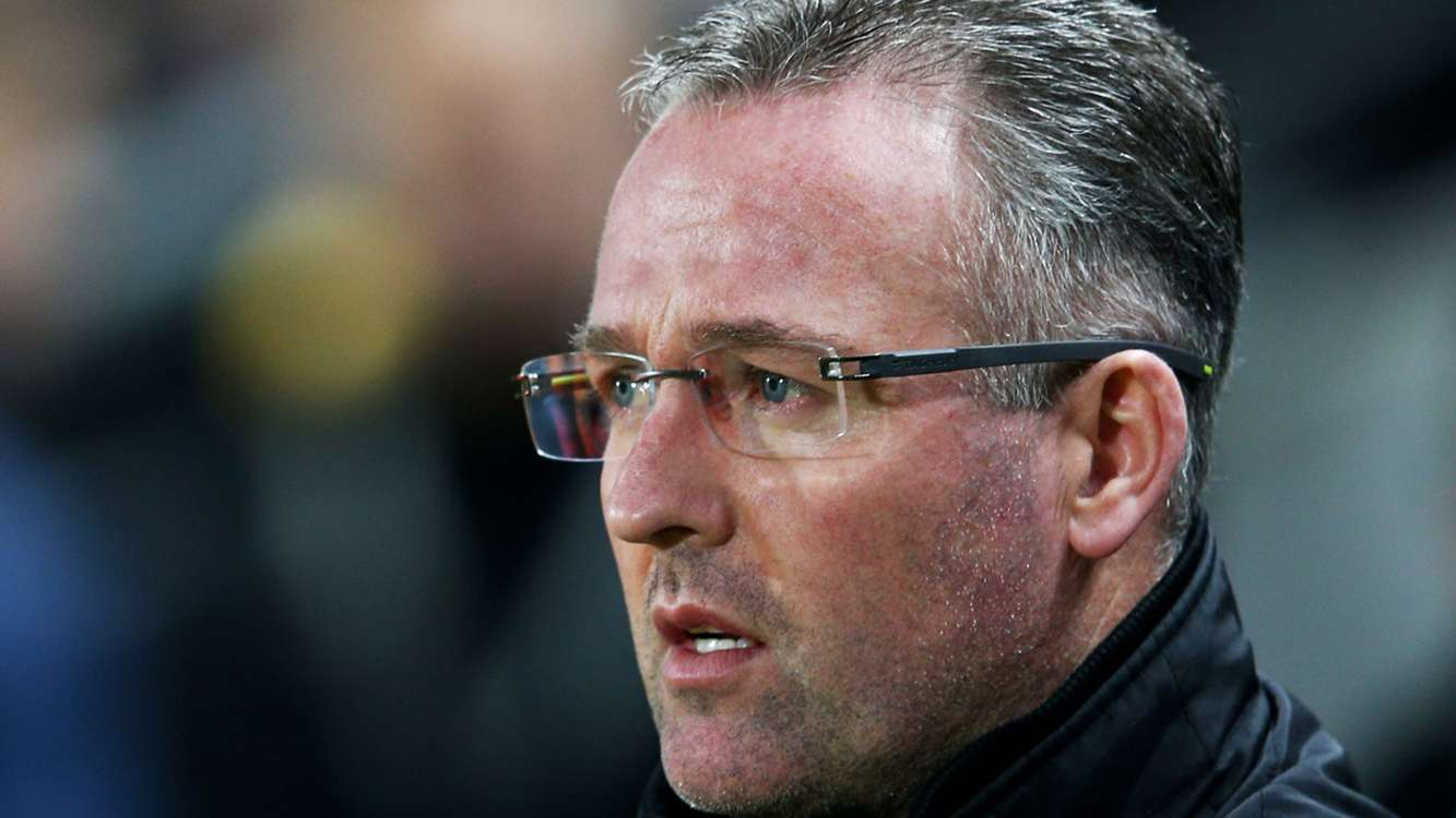 football paul lambert backs borussia dortmund for uefa. Black Bedroom Furniture Sets. Home Design Ideas