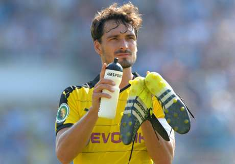 Hummels delighted with Dortmund