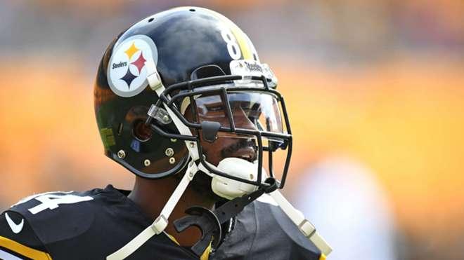 a262b9b9f Antonio Brown injury update  Steelers WR (knee) misses third straight  practice