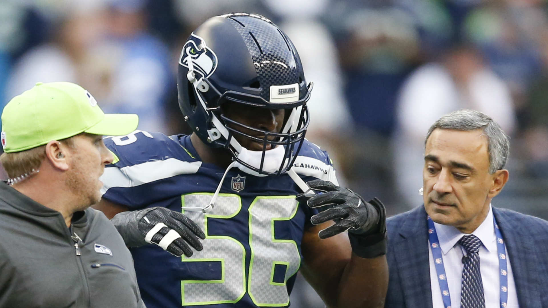Cliff Avril s neck injury may be career ending NFL