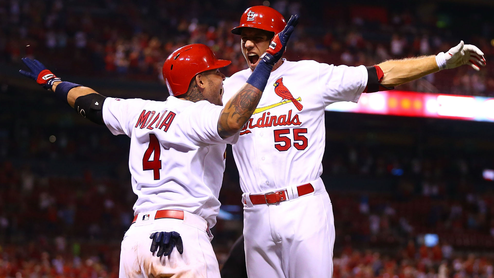 Vegas Play of the Day: Cubs at Cardinals