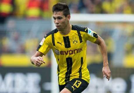 BVB's Guerreiro out for four months
