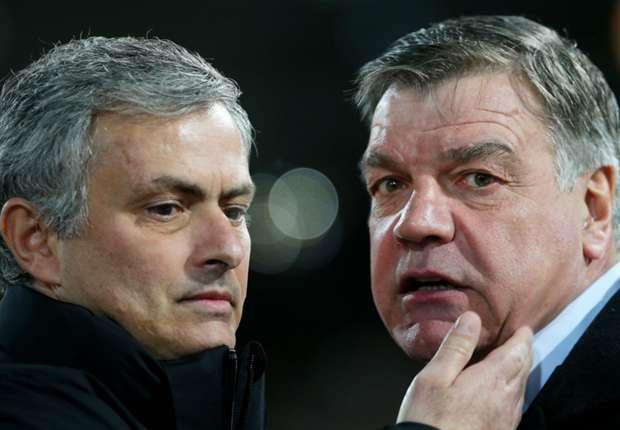 Mourinho Merasa Kasihan Pada Allardyce