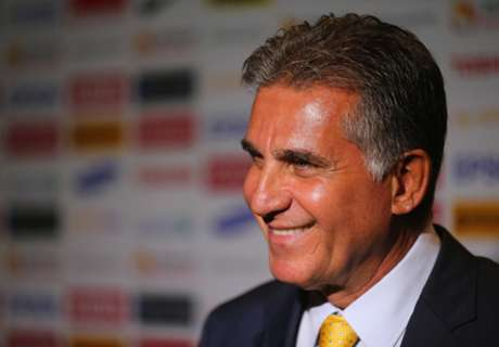 Queiroz gelooft in stunt tegen Argentinië