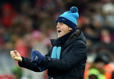 Mancini open to coaching Italy