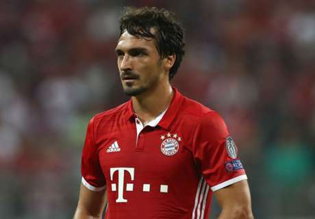 Hummels resumes Bayern training
