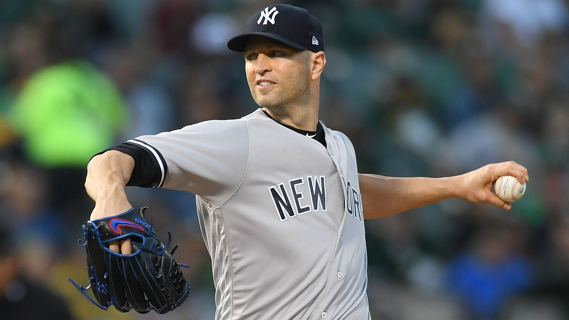 Yankees close to deal with Happ