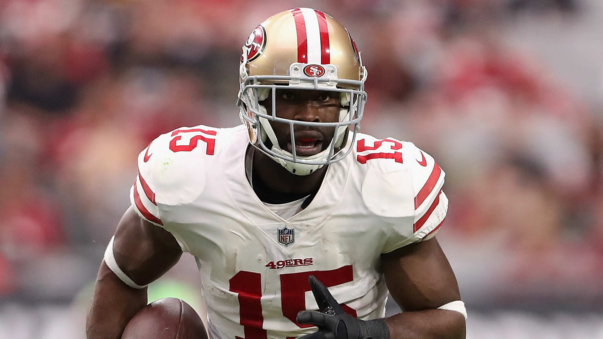 49ers decline to pick up receiver Pierre Garcon's option, report says