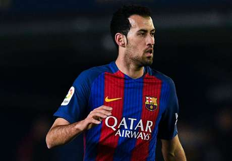 Barca in Busquets injury blow
