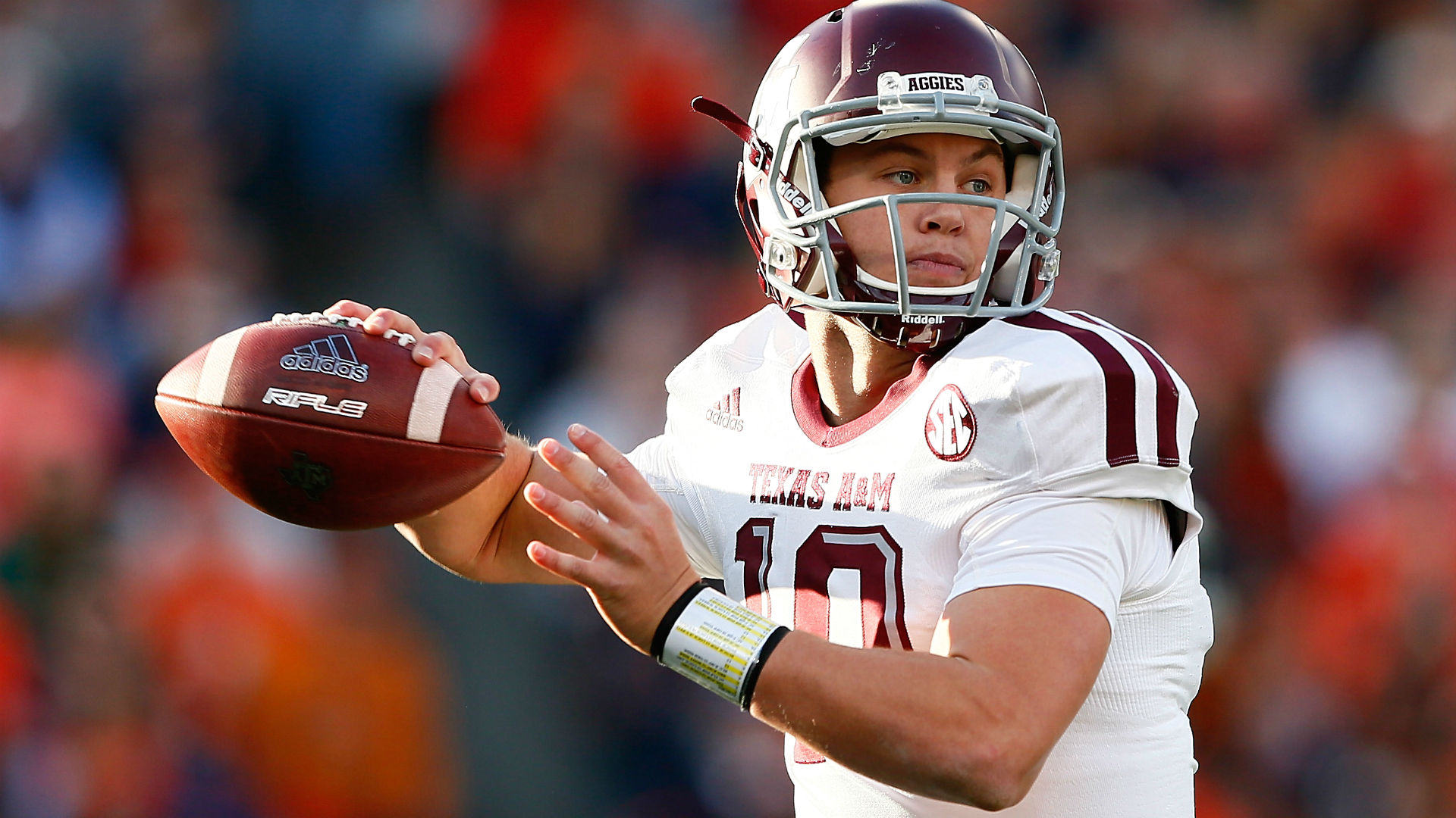 QB Kyle Allen is 'the guy,' Texas A&M's Kevin Sumlin says
