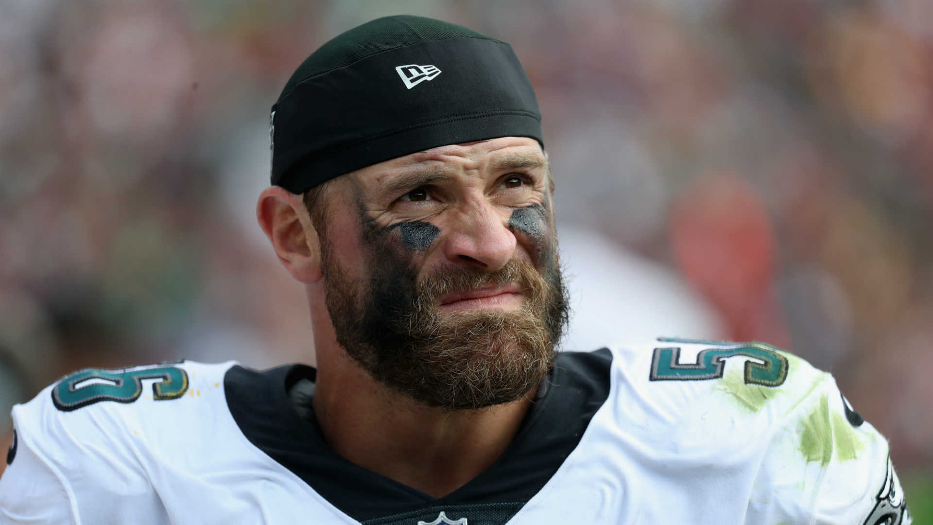 Eagles defensive end Chris Long is donating his salary
