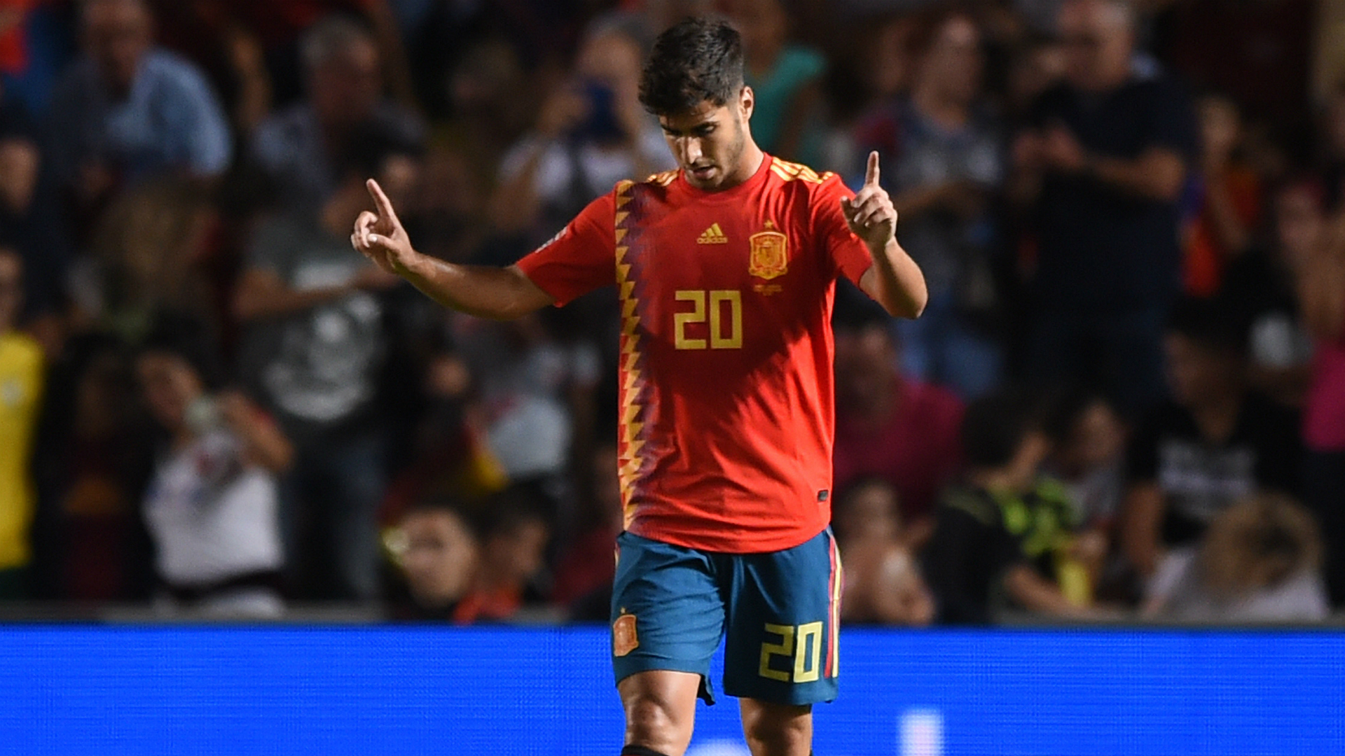 Spain hit Croatia for six