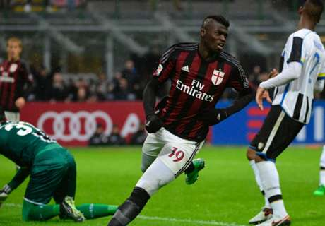 Milan 1-1 Udinese: Win streak ends