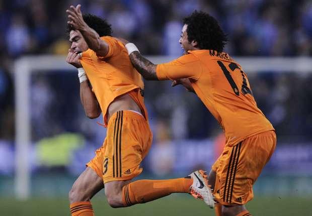 La Liga Team of the Week: Pepe, Ander Herrera & Giovani shine
