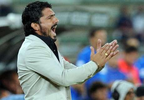 Gattuso completes Milan return