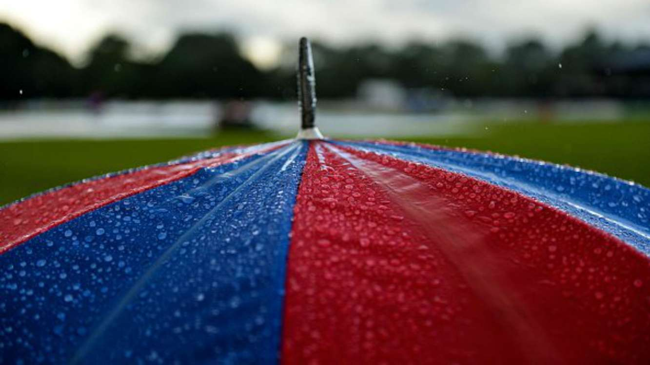 Ireland-West Indies ODI washed out