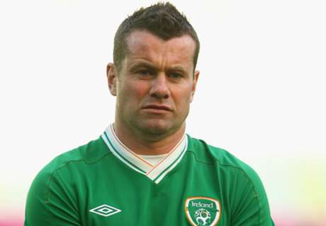 Given retires from Ireland duty
