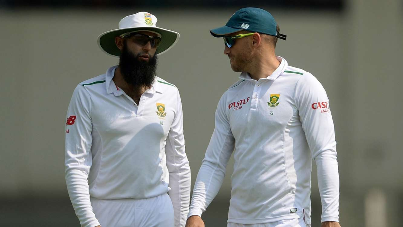 Amla the last of the milestone men? Du Plessis thinks so
