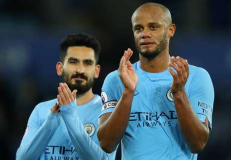 Guardiola ready to risk Kompany for City