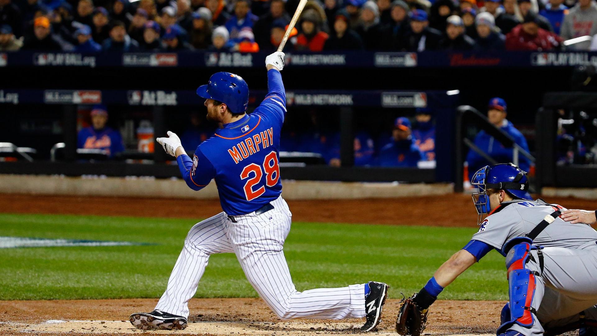 Despite October homers Mets Daniel Murphy is long gone after