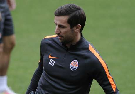 Shakhtar confirm Barca Srna interest